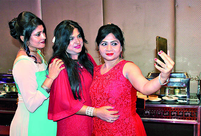 (L-R) Madhavi, Pihu and Mili Jaiswal (BCCL/ Arvind Kumar)