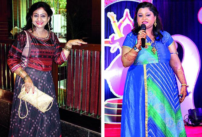 (L) Papiya Singh (R) Pooja Agrawal (BCCL/ Arvind Kumar)