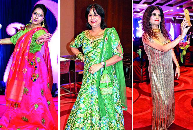 (L) Preeti (C) Samikcha (R) Sangeeta (BCCL/ Arvind Kumar)