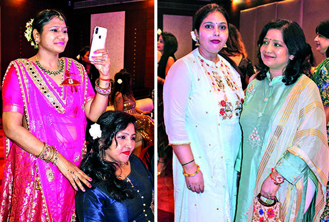 (L) Shalini (R) Shweta and Seema (BCCL/ Arvind Kumar)