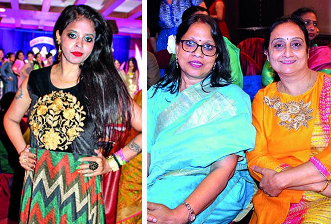(L) Shweta Singh (R) Vinita and Priya Rai (BCCL/ Arvind Kumar)