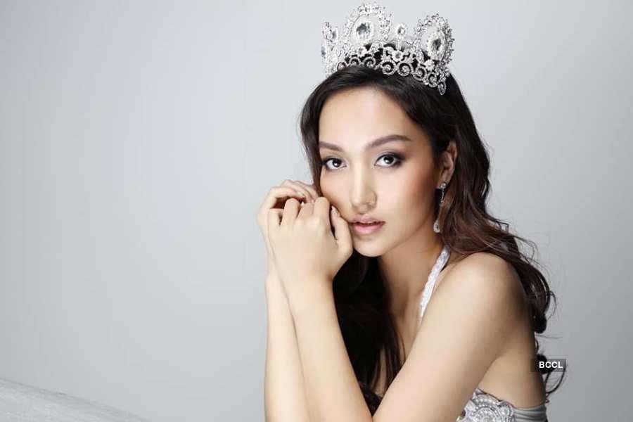 Azzaya Tsogt Ochir appointed Miss Earth Mongolia 2019