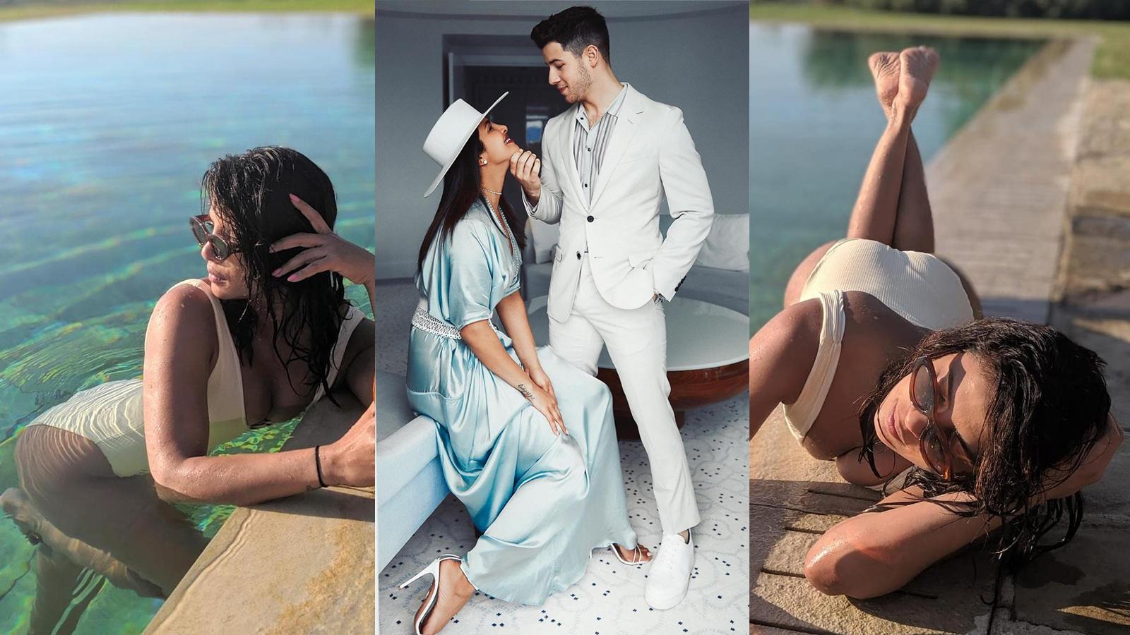 Priyanka Chopra talks about doing a Bollywood film with husband Nick Jonas, says he first needs to learn Hindi