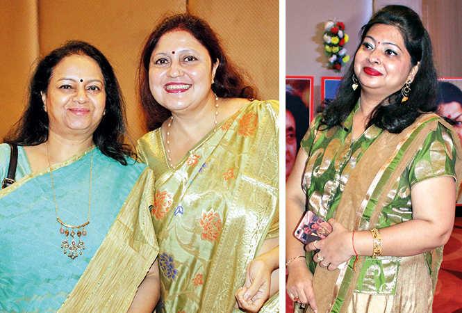 (L) Subhra Shah and Chhaya Shah (R) Shilpi (BCCL/ Arvind Kumar)