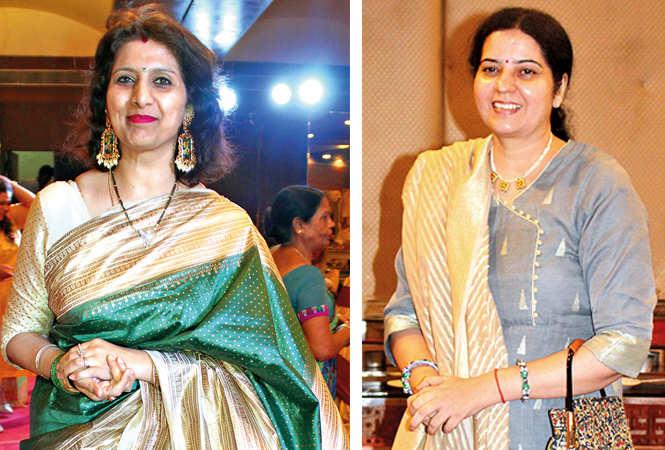 (L) Bhavna (R) Anu Pandey (BCCL/ Arvind Kumar)