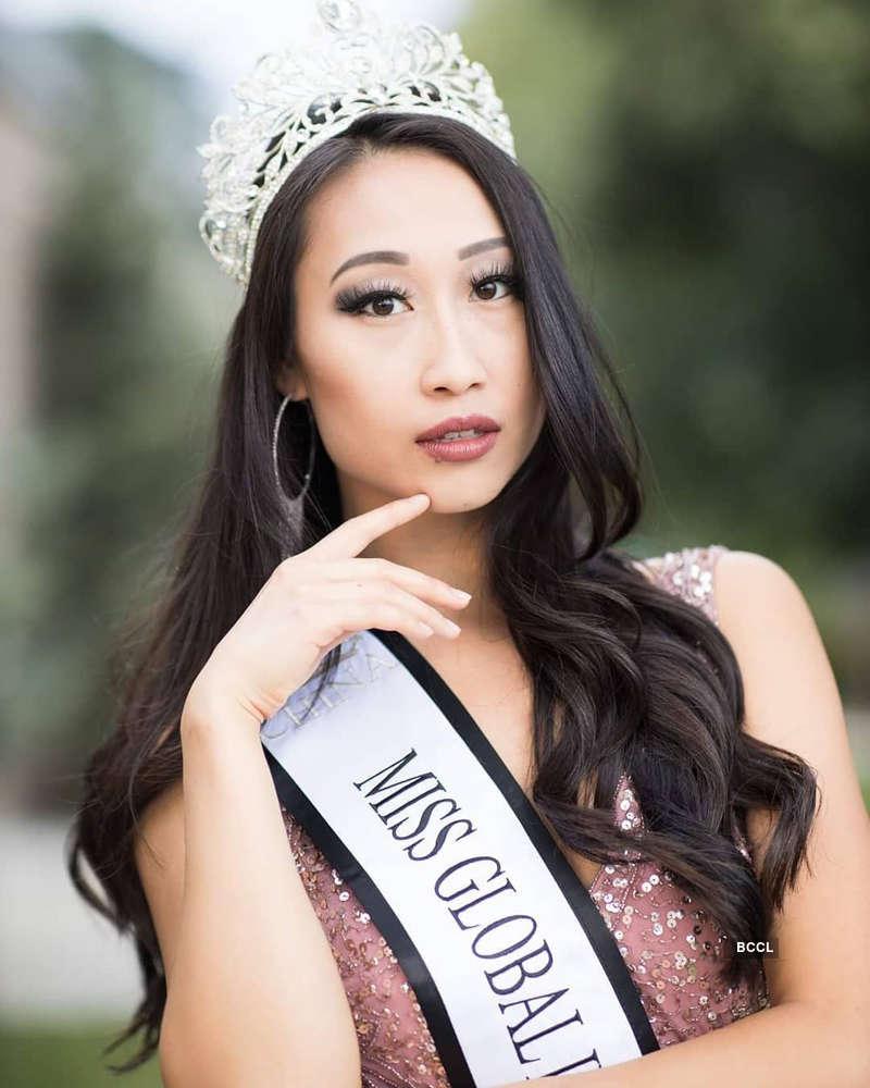 Alice Li crowned Miss Global International 2019