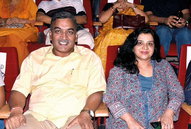 Sudhir and Monika Garg (BCCL/ Vishnu Jaiswal)