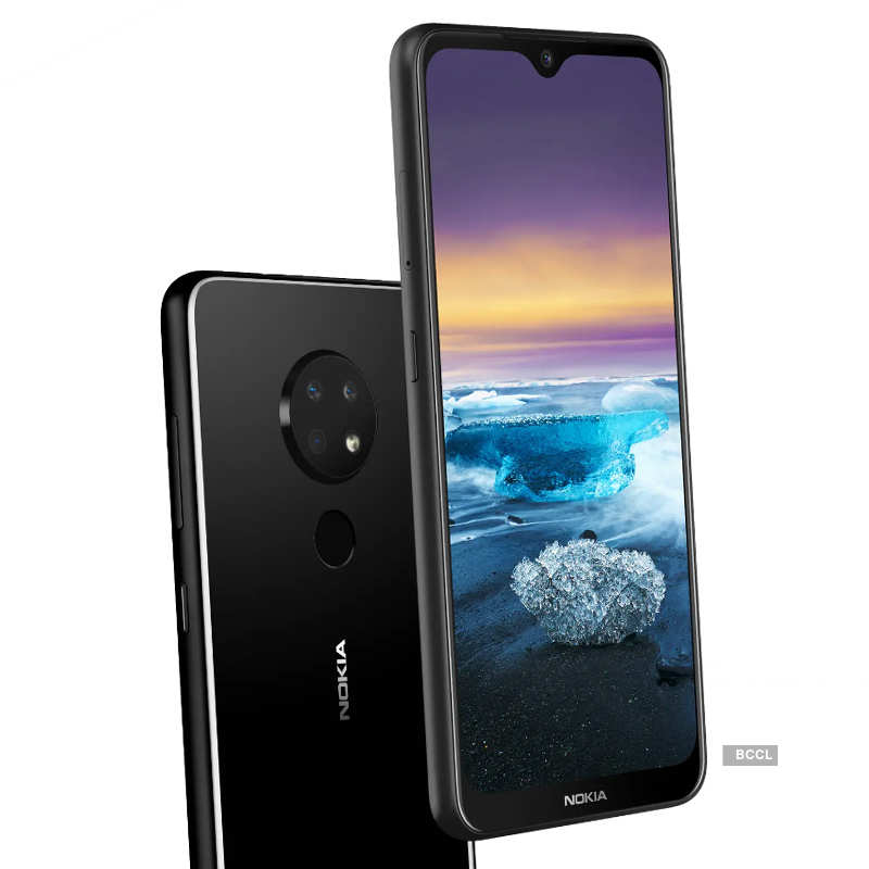 Nokia 6.2 with triple rear cameras launched