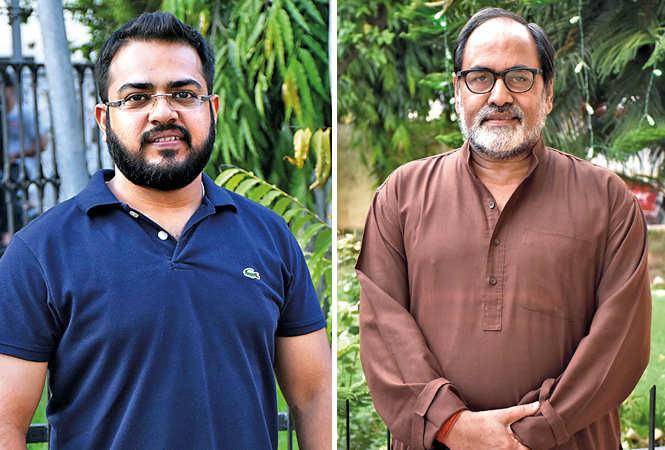 (L) Devendra (R) Gopal Sinha (BCCL/ Vishnu Jaiswal)