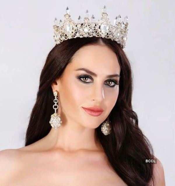 Jurate Stasiunaite elected Miss Supranational Lithuania 2019