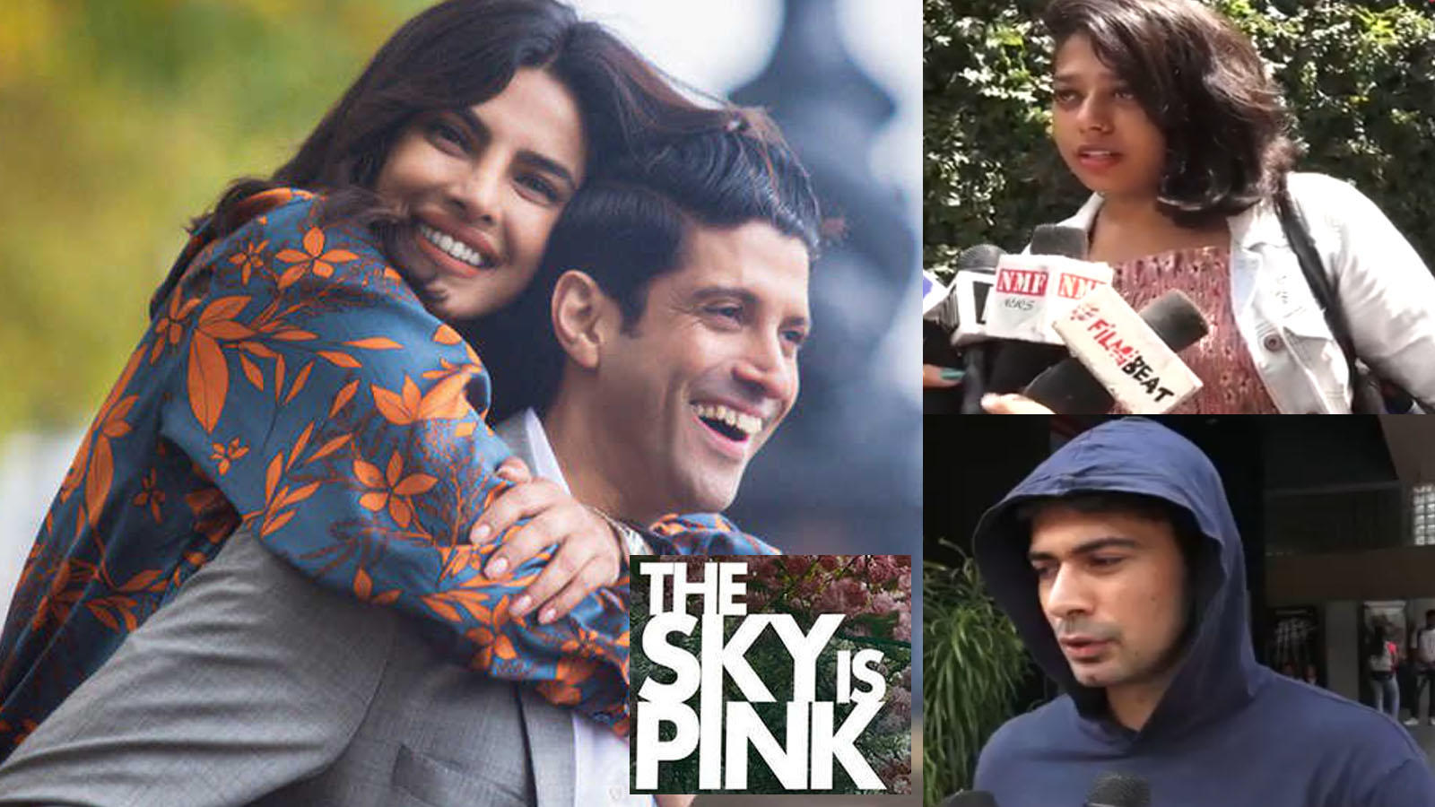 Public review of Priyanka Chopra, Farhan Akhtar starrer 'The Sky Is Pink'