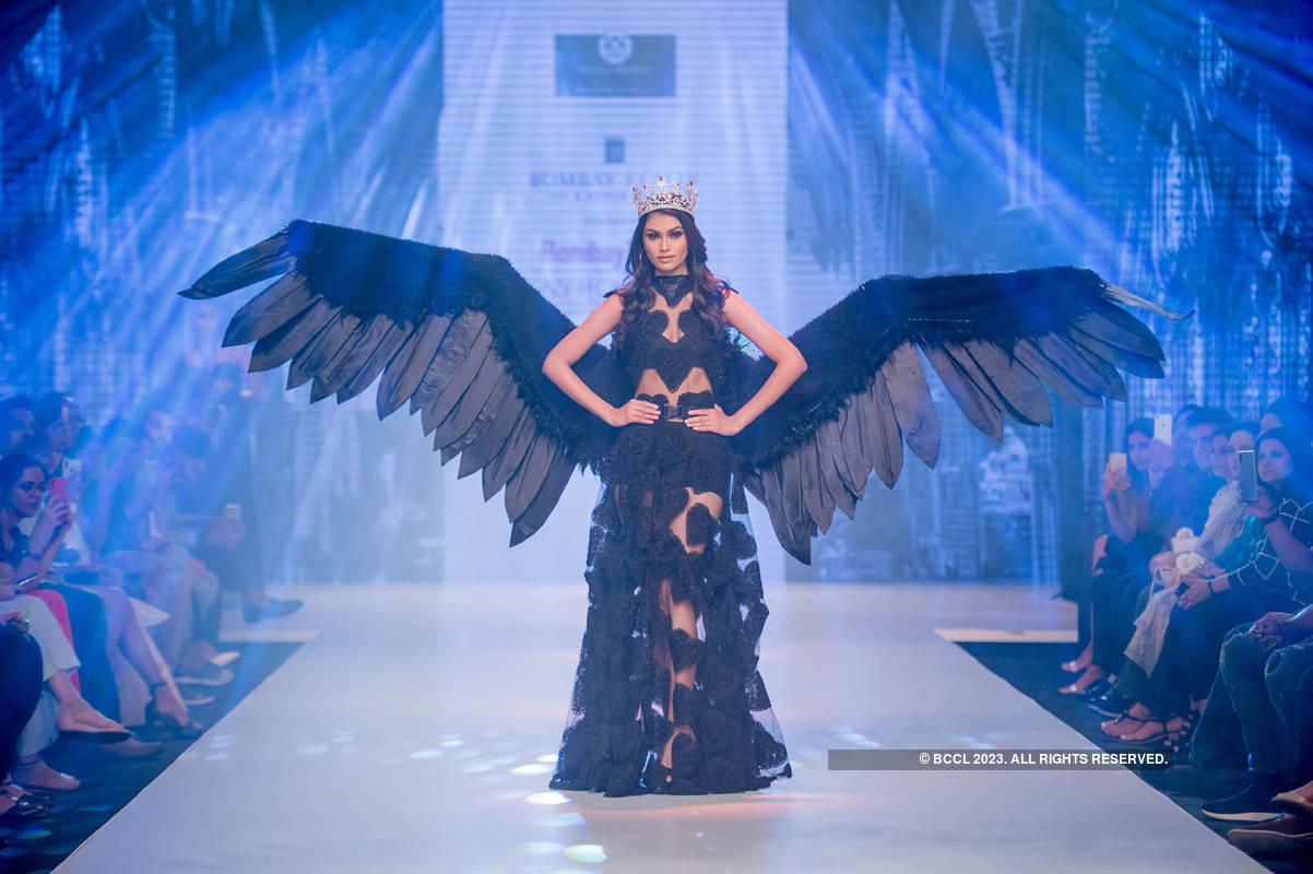 Bombay Times Fashion Week 2019 – Thomas Abraham - Day 1