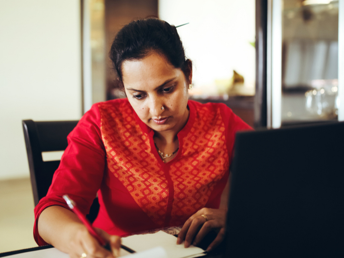 Want to work from home? These tips would help you get organized ...