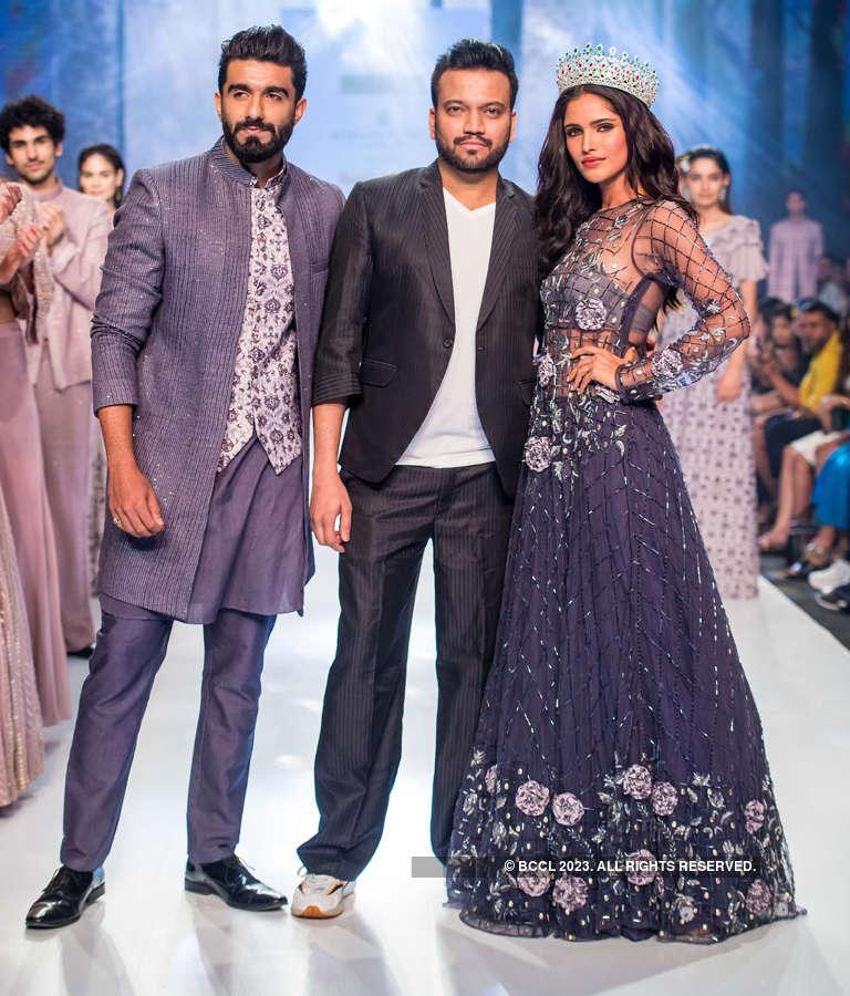 Bombay Times Fashion Week 2019 - Kshitij Choudhary - Day 2