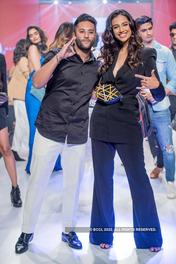 Bombay Times Fashion Week 2019 - Tiger Marron - Day 2