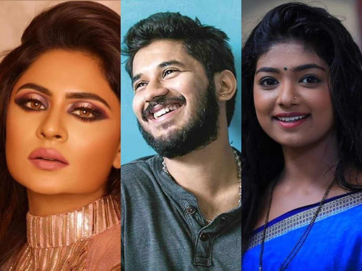Bigg Boss Kannada Season 7 Contestants List Name With Photos