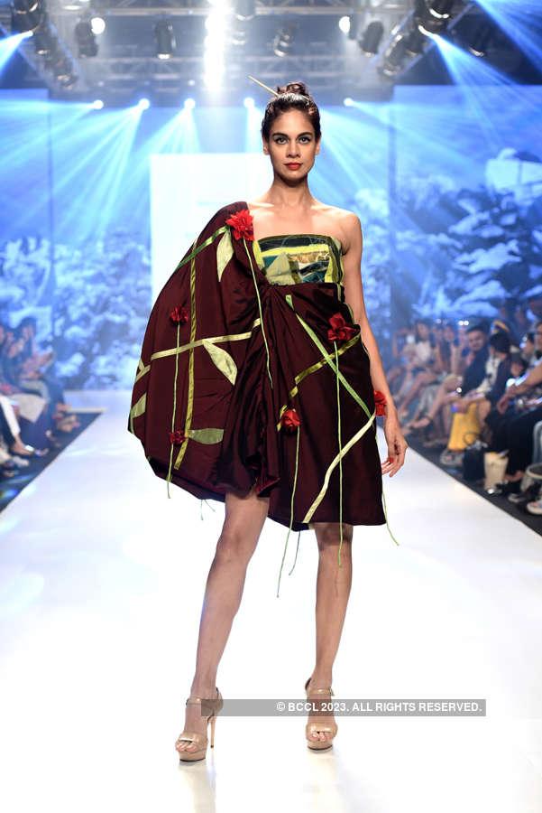 Bombay Times Fashion Week 2019 - Raffles Design International - Day 3