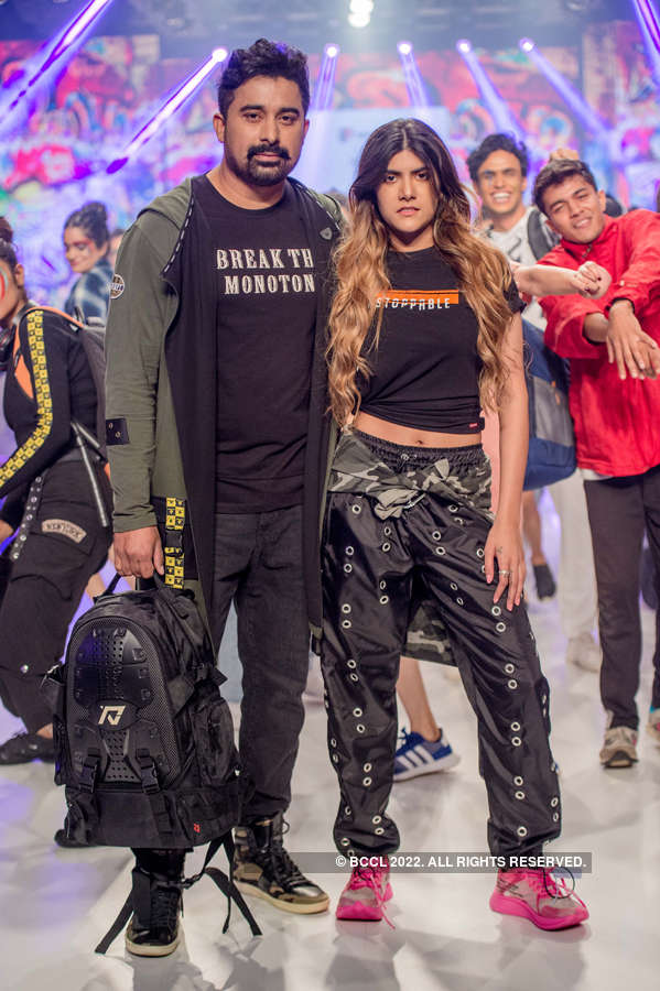 Bombay Times Fashion Week 2019 - Priority Bags x Disrupt India - Day 3