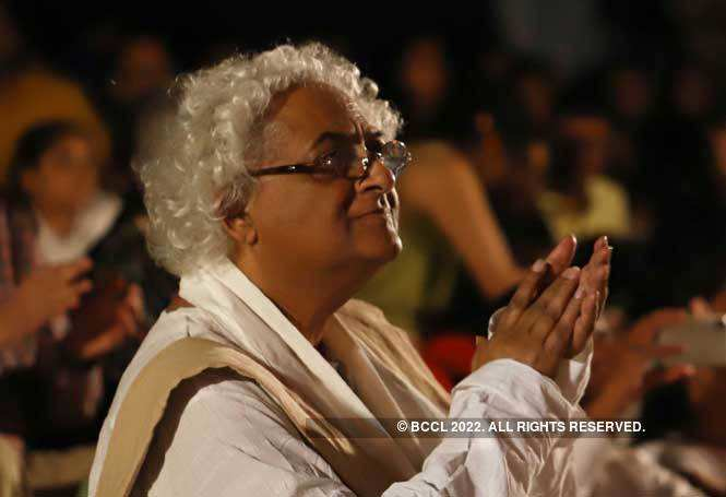 Rajeev Sethi, guest at the festival