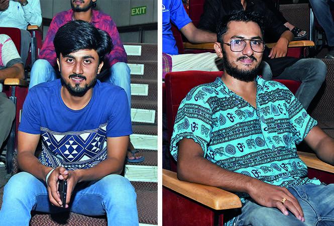 (L) Amit Singh (R) Basant (BCCL/ Farhan Ahmad Siddiqui)