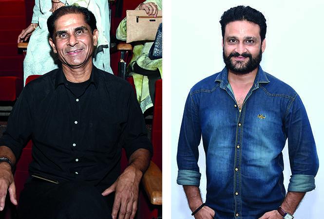 (L) Manoj Sharma (R) Navneet Pandey (BCCL/ Farhan Ahmad Siddiqui)