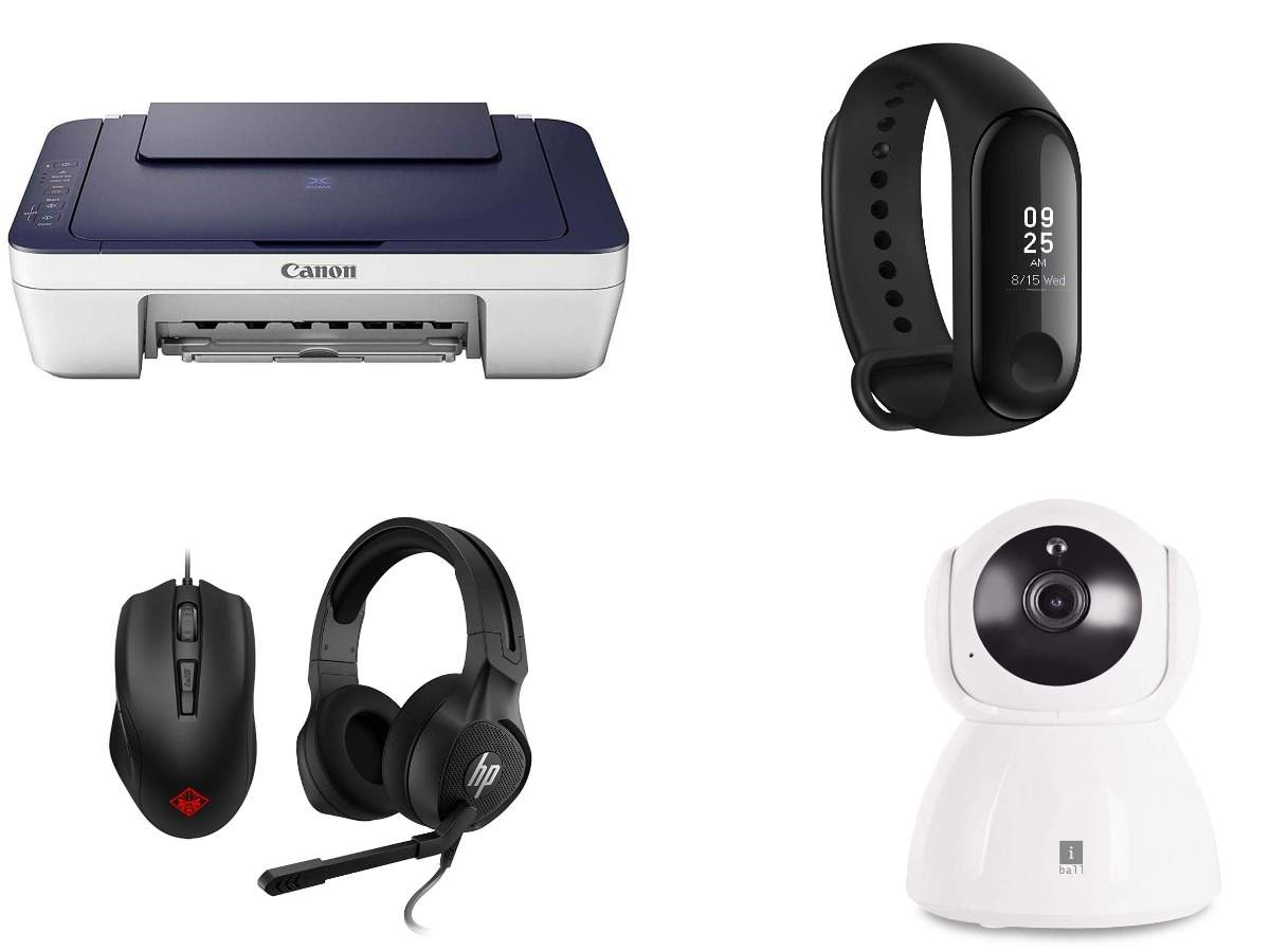 Day 3 of Amazon Great Indian Festival sale: 15 gadgets from Sony, Samsung, Xiaomi and more at Rs 1,999 and less