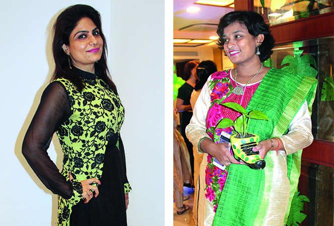(L) Soniya (R) Shipra (BCCL/ Arvind Kumar)