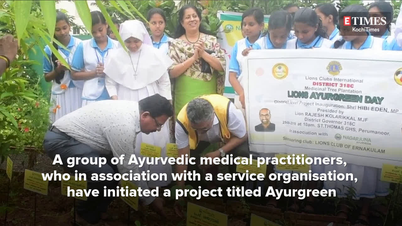 A move to conserve Ayurvedic plants