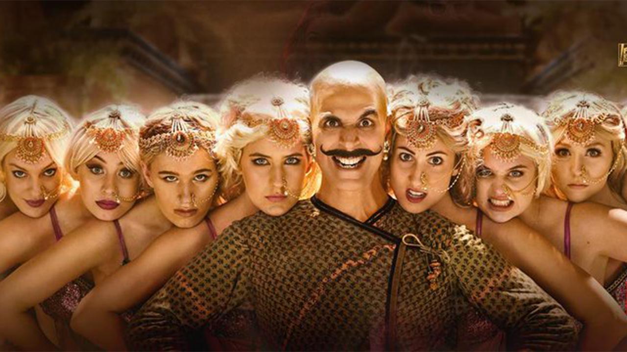 Housefull 4 Movie Review {2.5/5}: Not so full of comedy