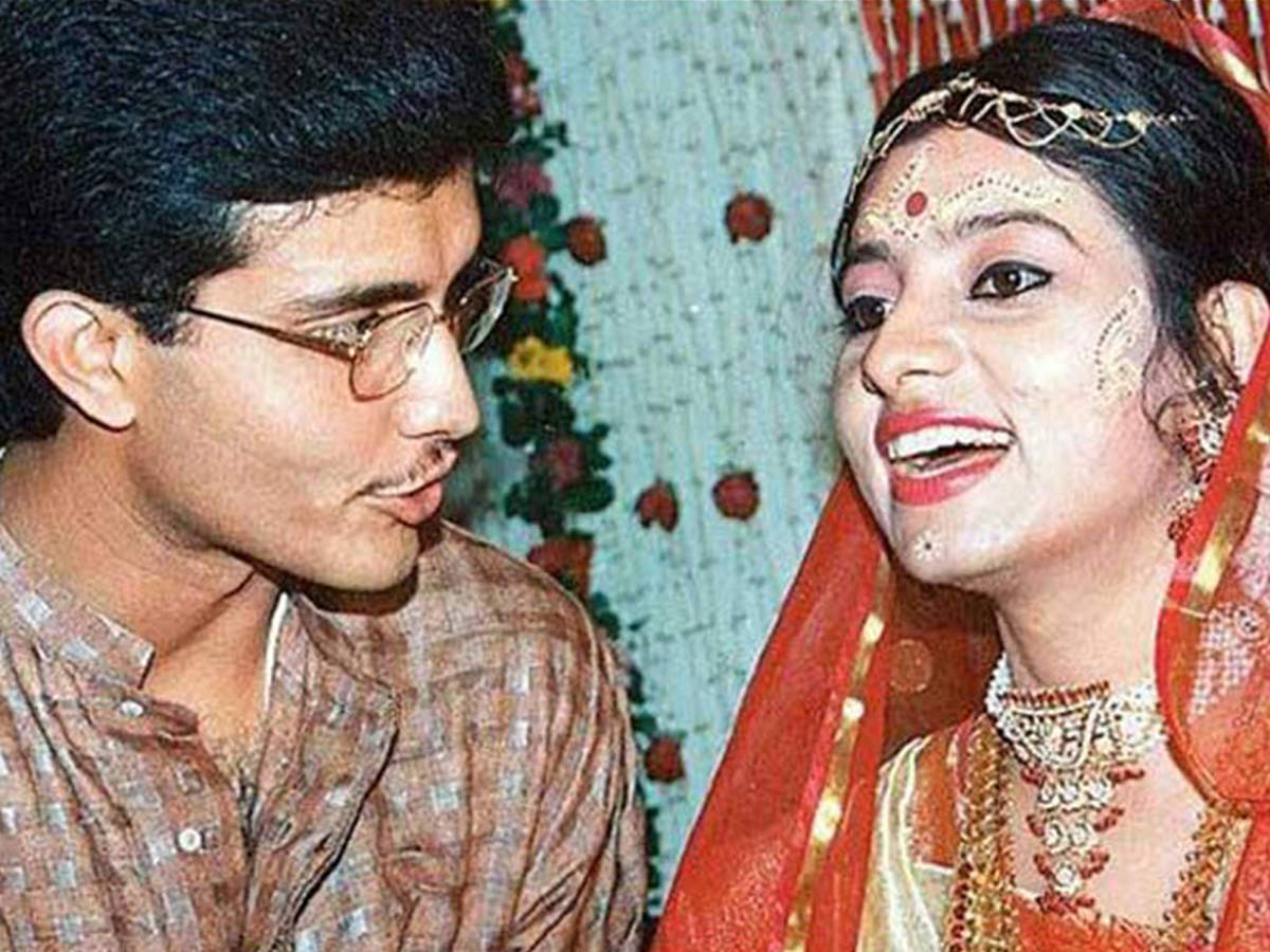 Rare and unseen pictures of BCCI president Sourav Ganguly