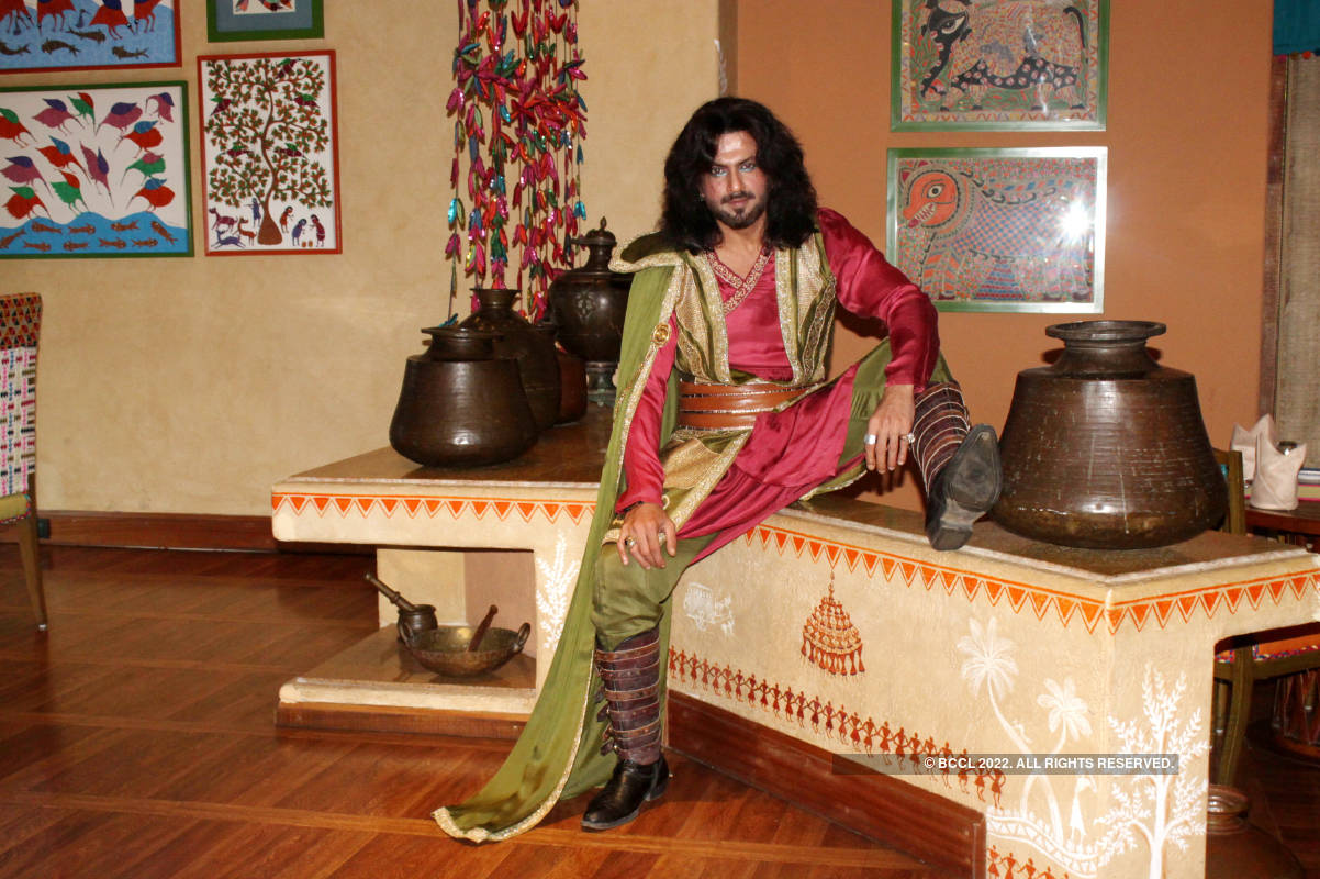 TV actor Aamir Dalvi's exclusive photoshoot