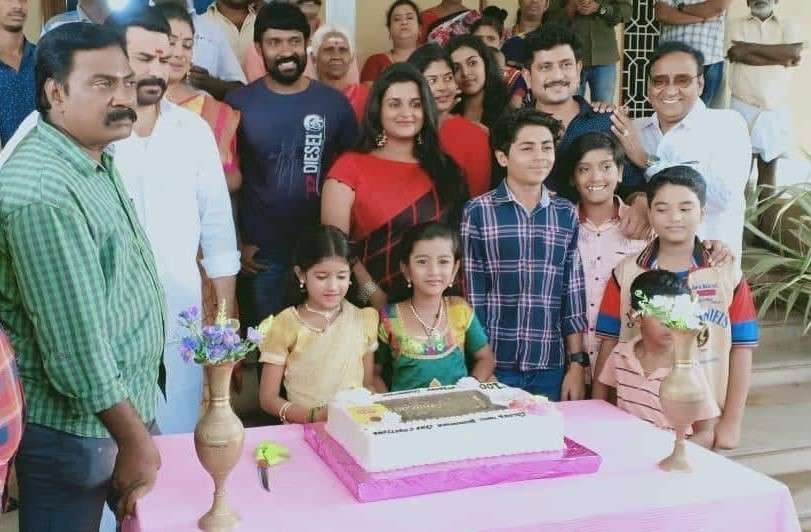 Mynaa serial 100 days celebration - 2