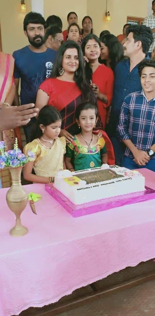 Mynaa serial 100 days celebration - 3
