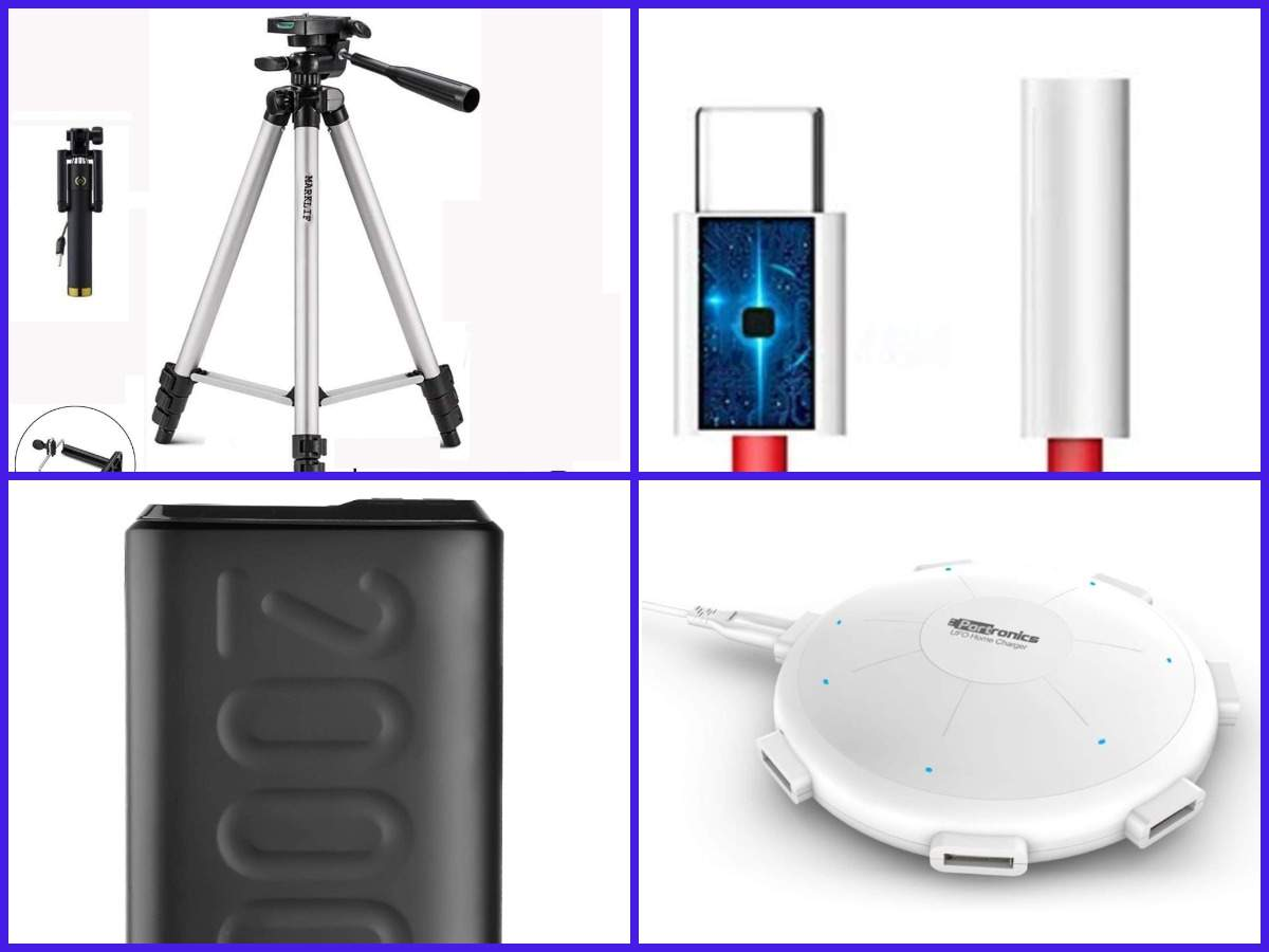 Amazon sale: Cases, cables, power banks, memory cards and other must have mobile accessories under Rs 1000
