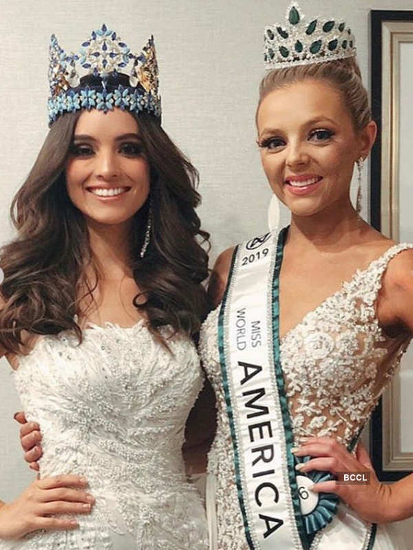 Emmy Rose Cuvelier crowned Miss World America 2019