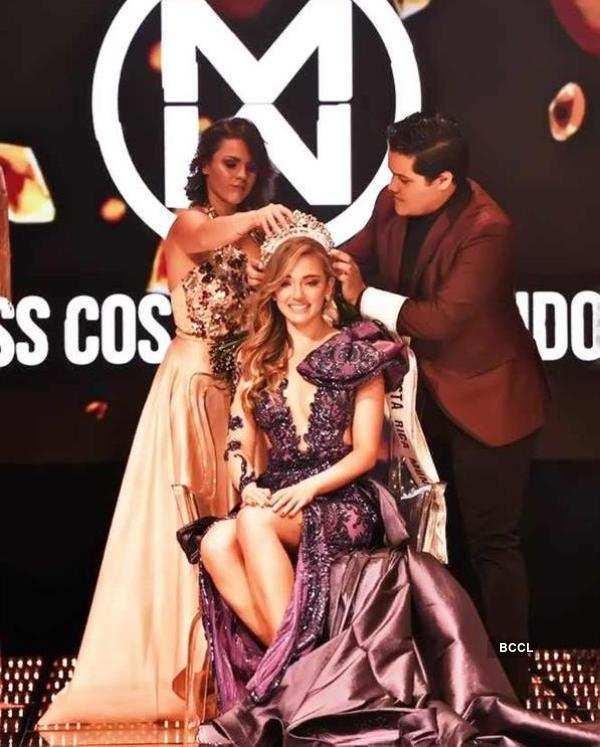 Jessica Jimenez crowned Miss World Costa Rica 2019
