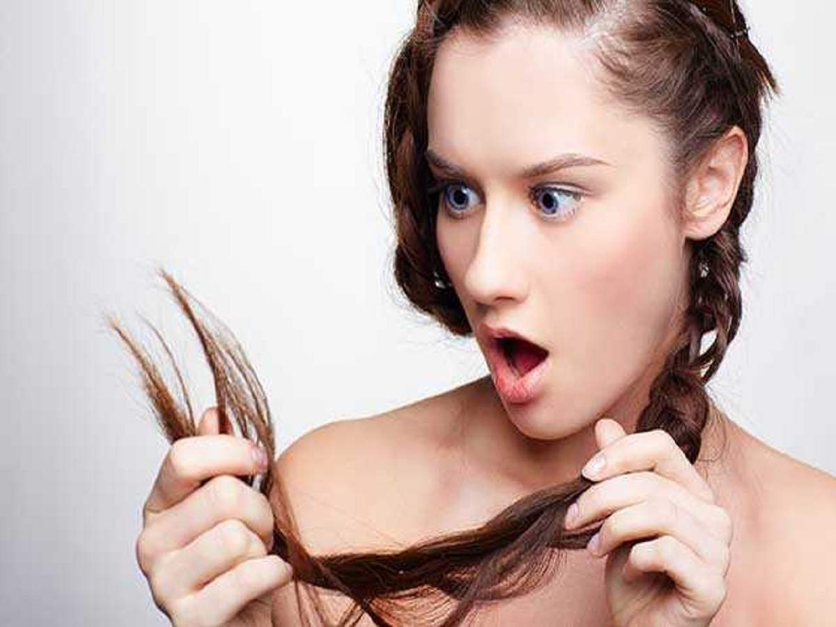 Fight split ends with these hair damage repair shampoos
