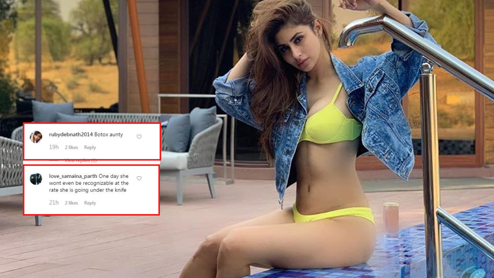 Mouni Roy is not bothered with online trolls, says they are heartless people who lack compassion