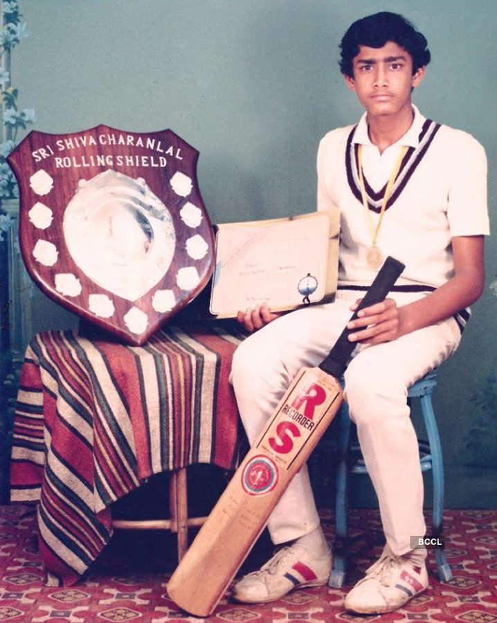 These pictures of Anil Kumble are sure to make you nostalgic