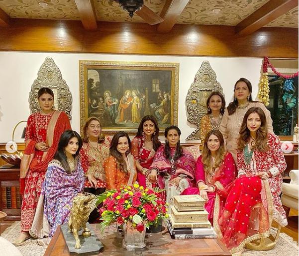 Bollywood divas celebrate Karwa Chauth