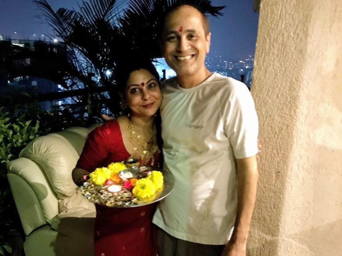 Shefali Shah wishes for her husband's health and happiness