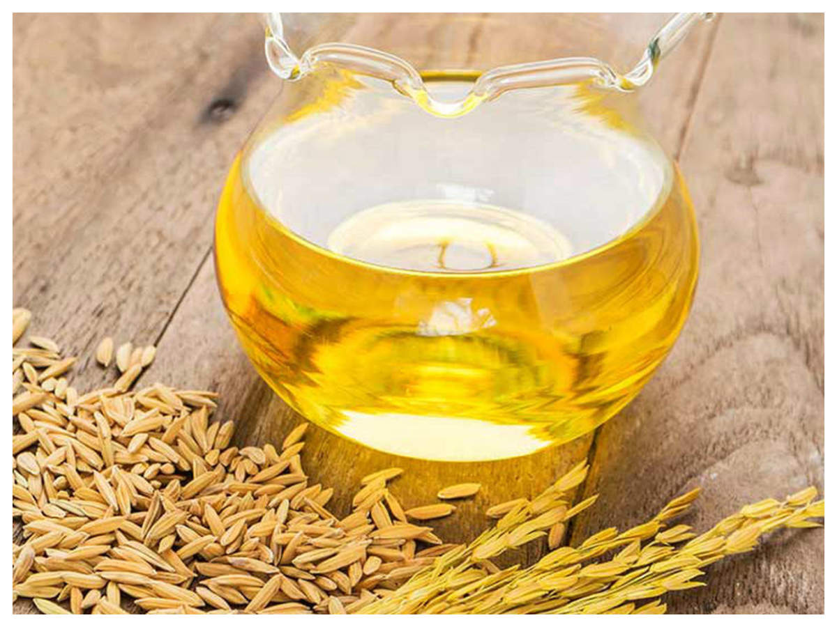 Everything you need to know about rice bran oil   The Times of India