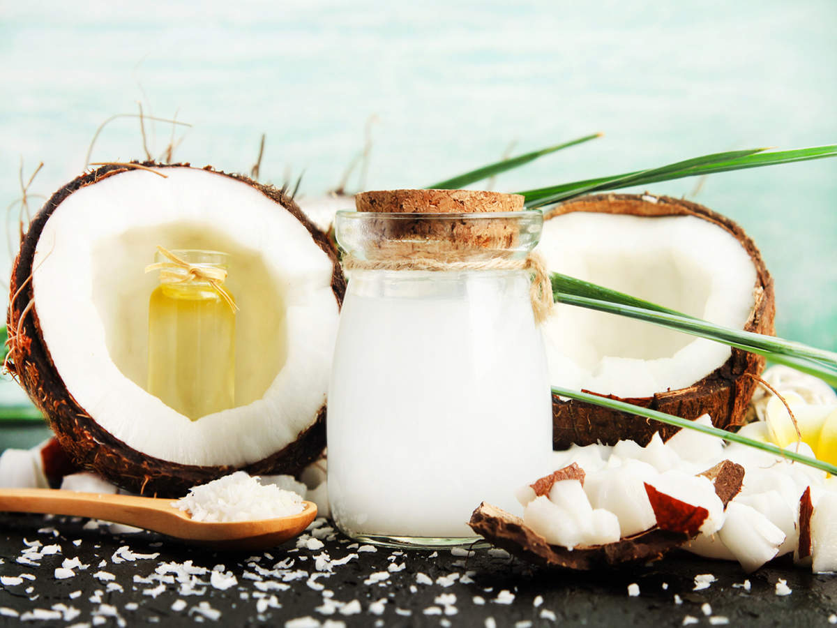 Is coconut oil good for your teeth? - Times of India