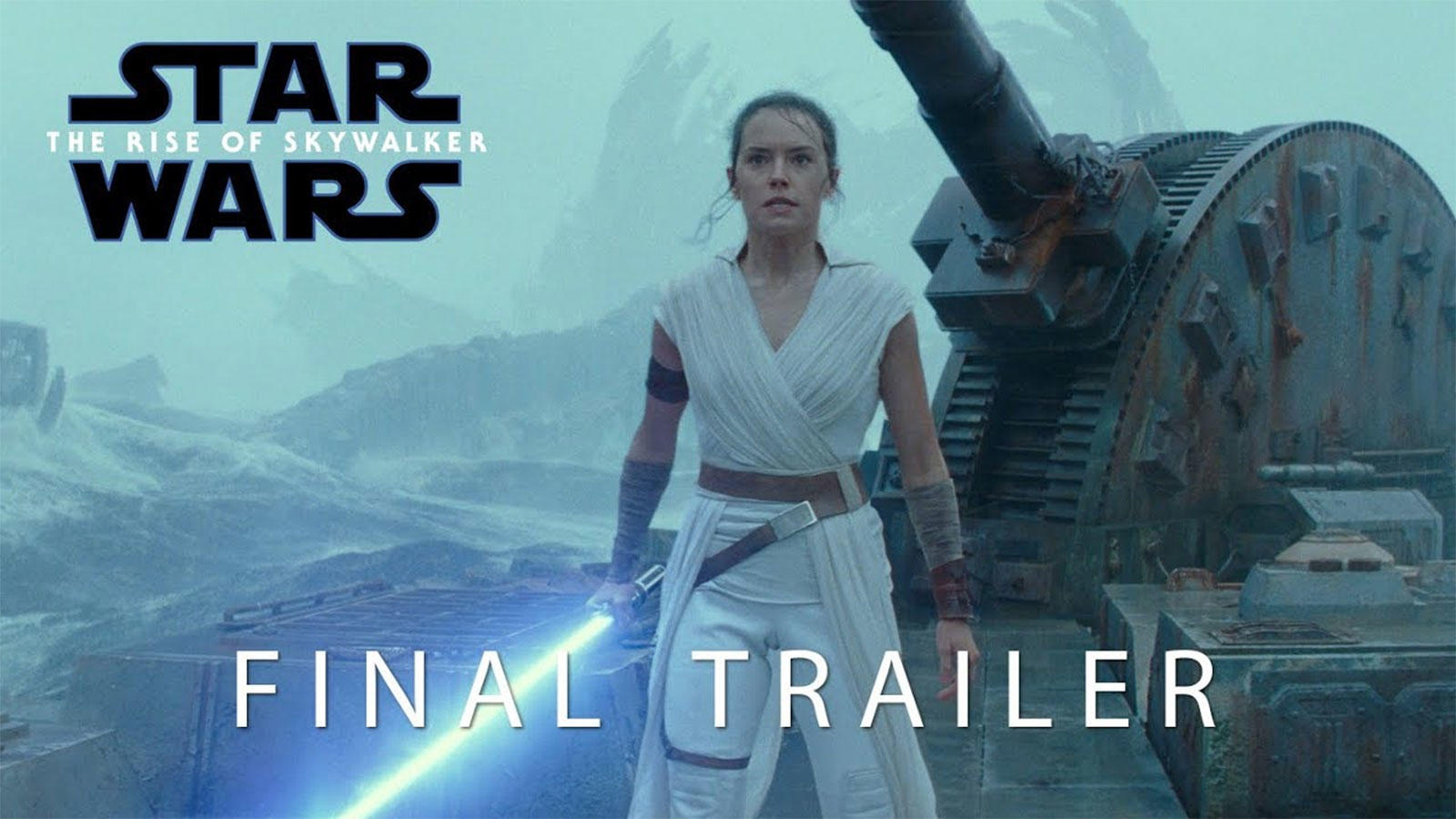 Star Wars: The Rise Of Skywalker - Official Trailer