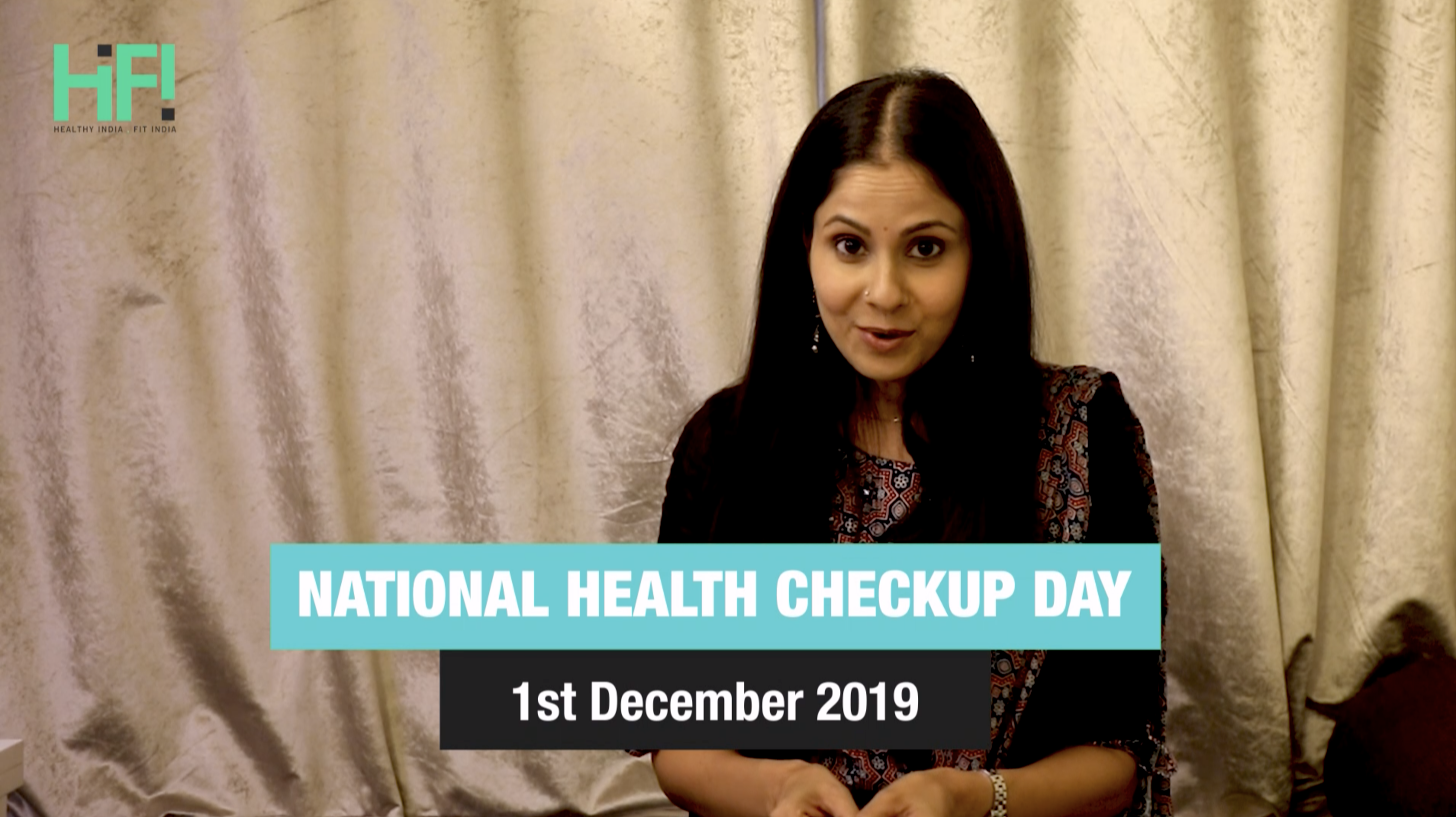 Hi-Fi new mom Chhavi Mittal urges you to get a health checkup