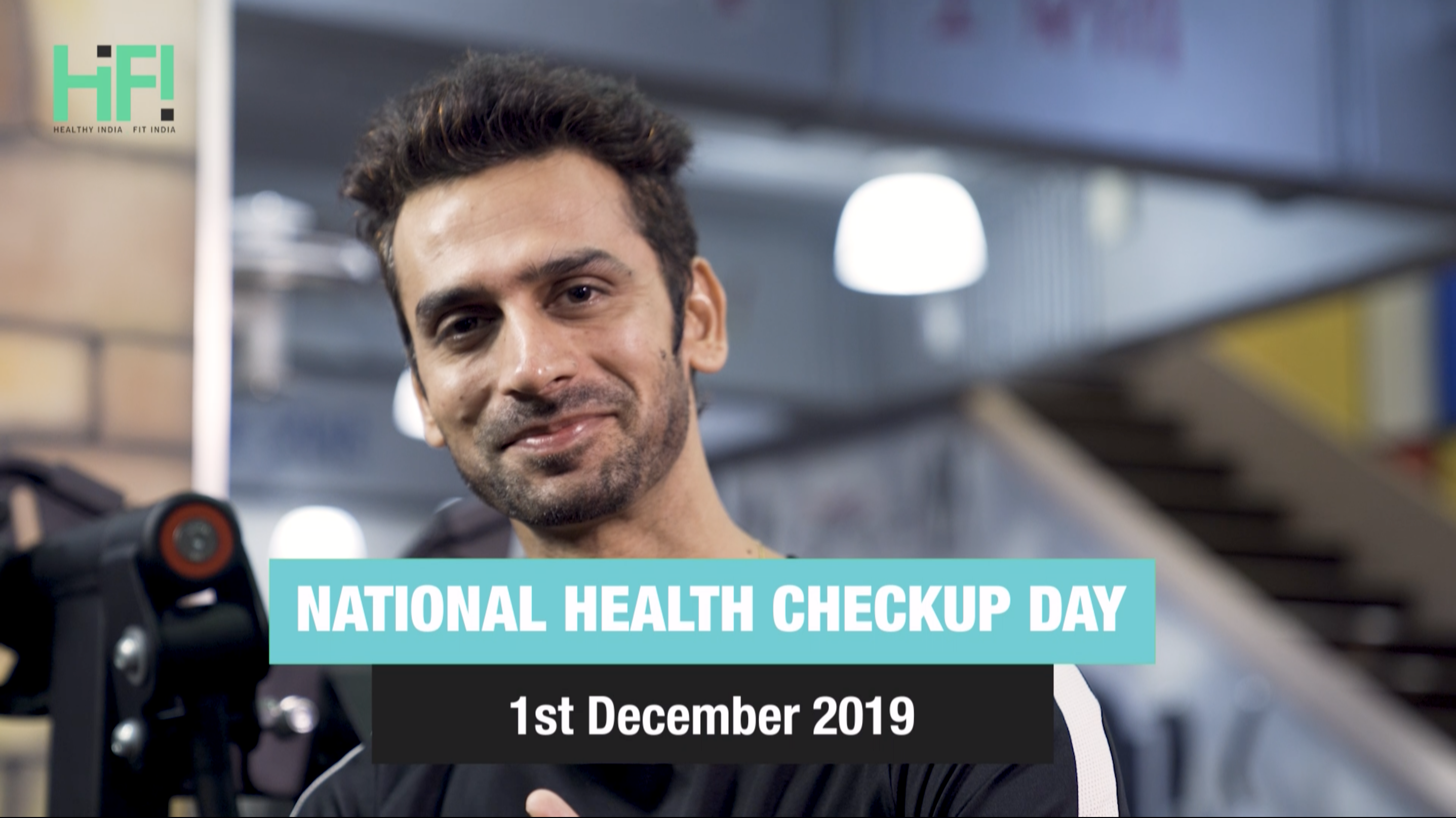 Hi-Fi champ Manoj Chandila vows to get a health check-up on Dec. 1