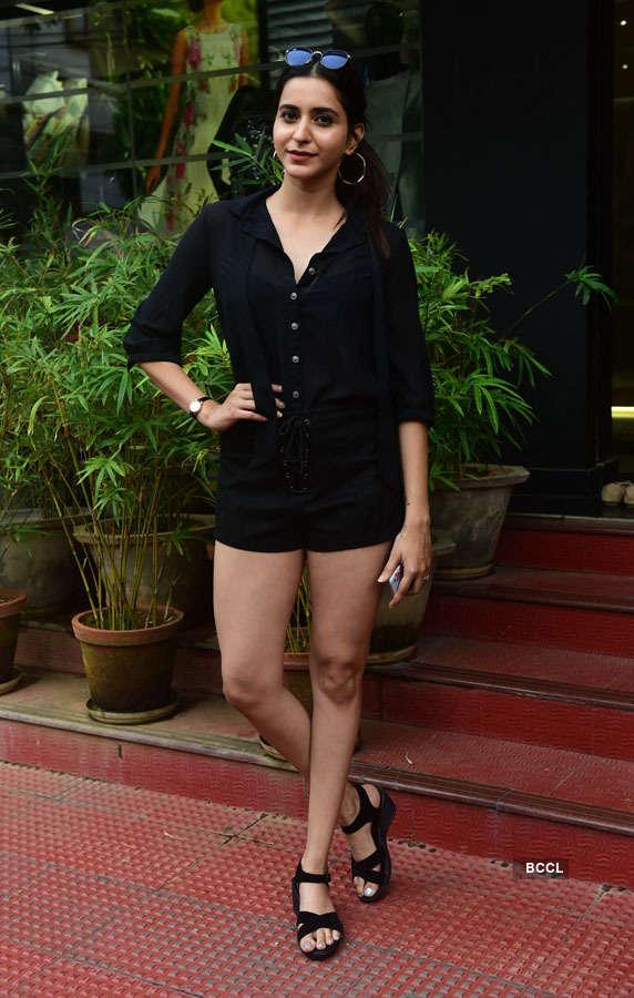 Models showcase Hari Anand's collection before Eighth Edition of Kyron Kochi International Fashion Week