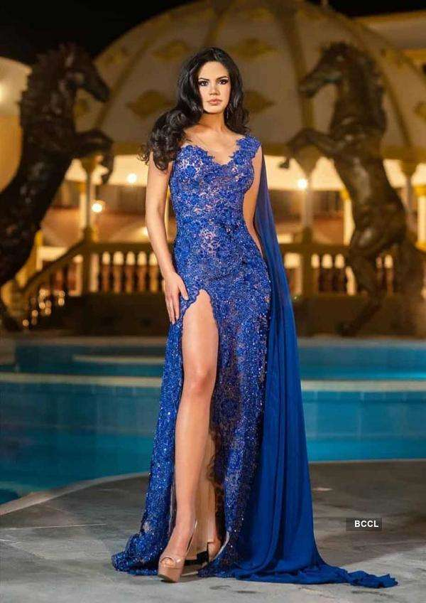 Samantha Batallanos crowned Miss Grand Peru 2020