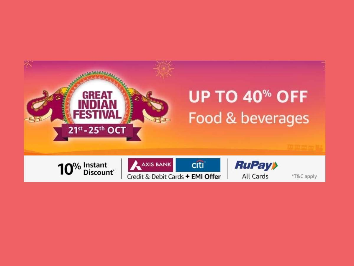 Diwali sale: Up to 40% off on dry fruits, seeds & nuts on Amazon