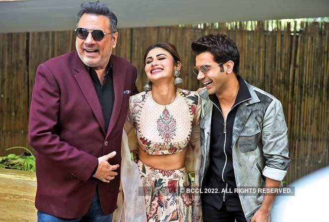 On a recent visit to Delhi, Boman Irani, Mouni Roy and  Rajkummar Rao shared how they prepped for their characters